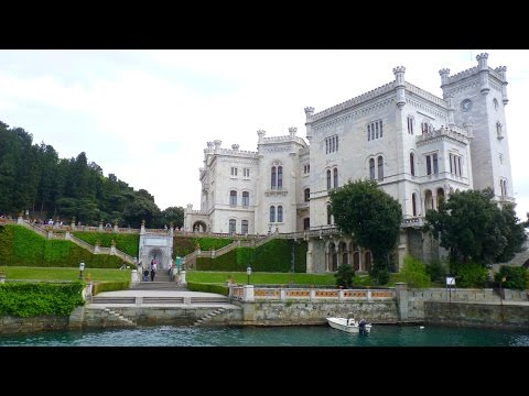 Trieste, Italy - one of the richest regions of Italy