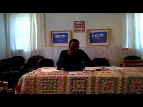 Rapper SCARFACE endorses Bernie Sanders ~ President 2016