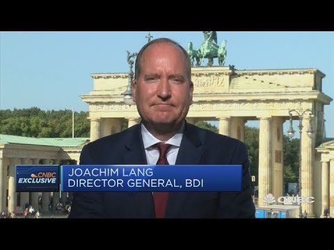 German industry supports EU on Brexit renegotiations, BDI director says | Squawk Box Europe