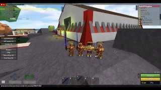 Roblox Medieval Warfare: Reforged ; DRACO FANG RECIPE!