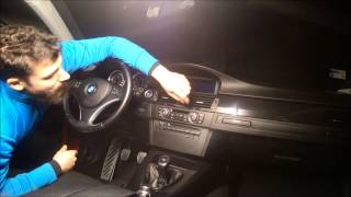 čištění interiéru auta