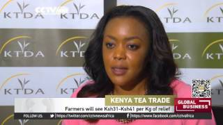 Increased earnings for tea farmers in Kenya