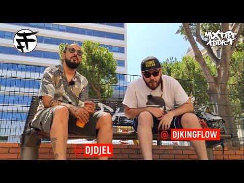 Youtube: Mixtape Addict Report: Interview w/ DJ DJEL (Fonky Family)