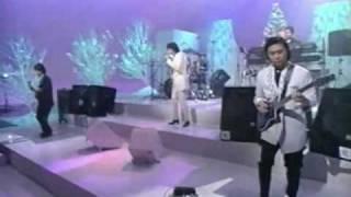 クリスマス特番での谷村有美さんとカシオペアさんによる「ホワイトクリ...