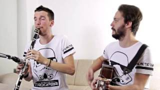 Star Wars Medley (Cover by The Duo Gitarinet)
