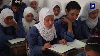 معاناة الطلبة تتكشف مع بداية العام الدراسي في الرصيفة - (17-9-2017)