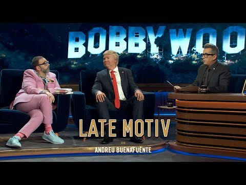 LATE MOTIV - Bob Pop y Raúl Pérez. 'Fire and fury' | #LateMotiv327