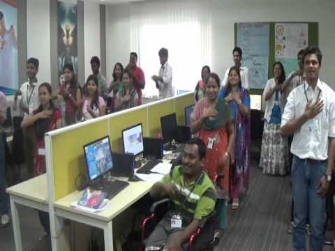 TBSS Pune Team- Video played on Foundation day-26-jun-14