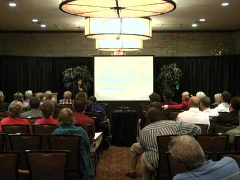 Economic Outlook Event: The Upside of a Down Economy - Buying Locally presented by Kimber Lanning