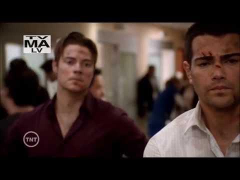 "Dallas 2012 - John Ross  Scene 2.10 ""Are you the husband ?"""
