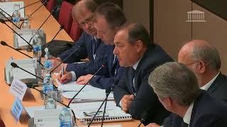 Audition d'Emmanuel Besnier, PDG du groupe Lactalis , en commission des Affaires Économiques
