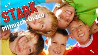 STARK (NEIN sagen lernen) MUTMACHLIED ♪ Kinderlieder Grundschule, Lied gegen Mobbing, Starke Kinder