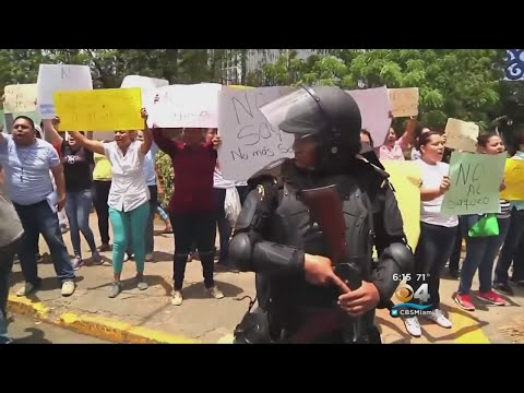 Nicaraguan President Revokes Social Security Reforms That Led To Deadly Protests