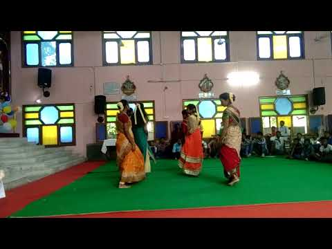 Sadri masihi bhajan dance performance