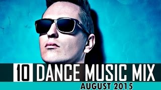 Baixar - Top 10 Best Electronic Dance Music Mix August 2015 Grátis
