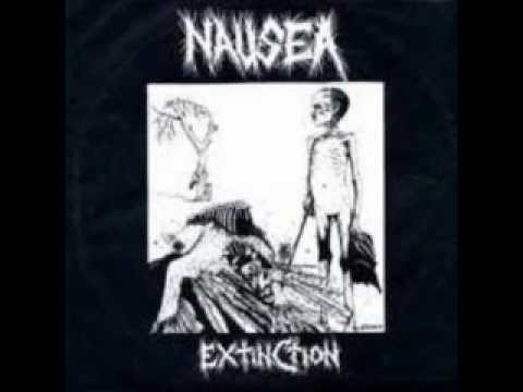 NAUSEA - Extinction [FULL ALBUM]