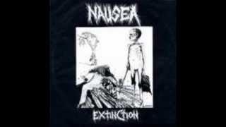 NAUSEA - Extinction [FULL ALBUM]