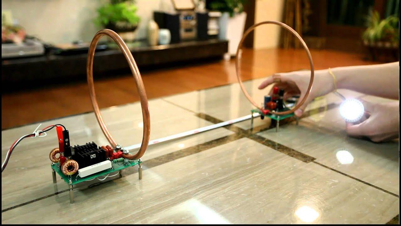 Wireless Power Receiver And Wireless Power Transmission