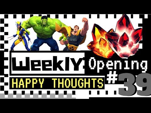 5* Basic Opening - Happy Thoughts!! - Weekly Opening #39 | MCOC