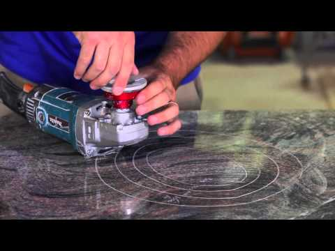 DIY How to Polish Granite Counters like a professional