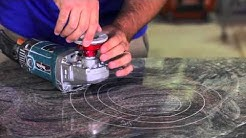 How to Polish Granite Counters like a professional