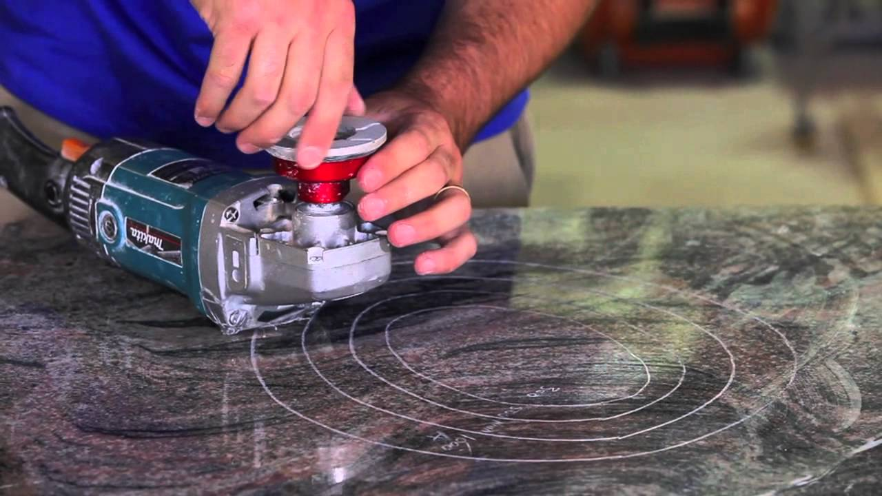 How To Polish Granite Counters Like A Professional Youtube