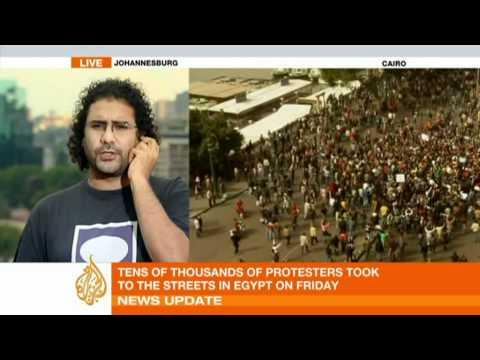 Interview: Blogger Alaa Abdelfatah
