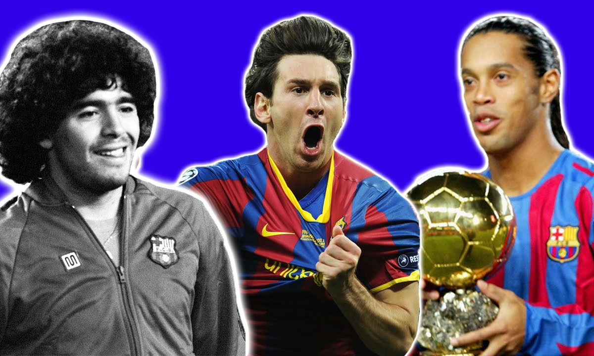 10 Best Real Madrid Players Of All Time Youtube