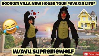 Bodrum villa New House Tour w/Avu.supremewolf *Avakin Life*