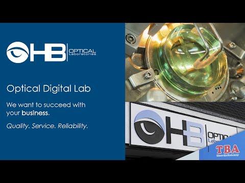 HB Optical Laboratories - Full service digital lab