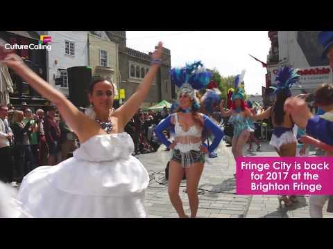 Brighton Fringe 2017: Fringe City