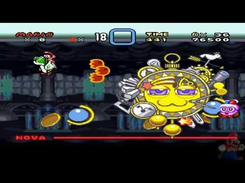 Super Kitiku Mario - Brutal Mario HD 100% World 10: SPECIAL ZONE Part 1