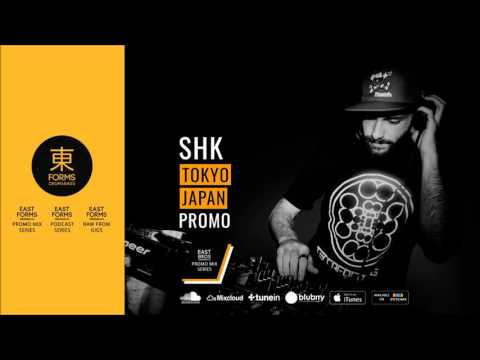 SHK Promo Mix // EAST FORMS Drum&Bass