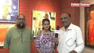 Inner Vision -2017 Open Palm Court India Habitat Center Part 4