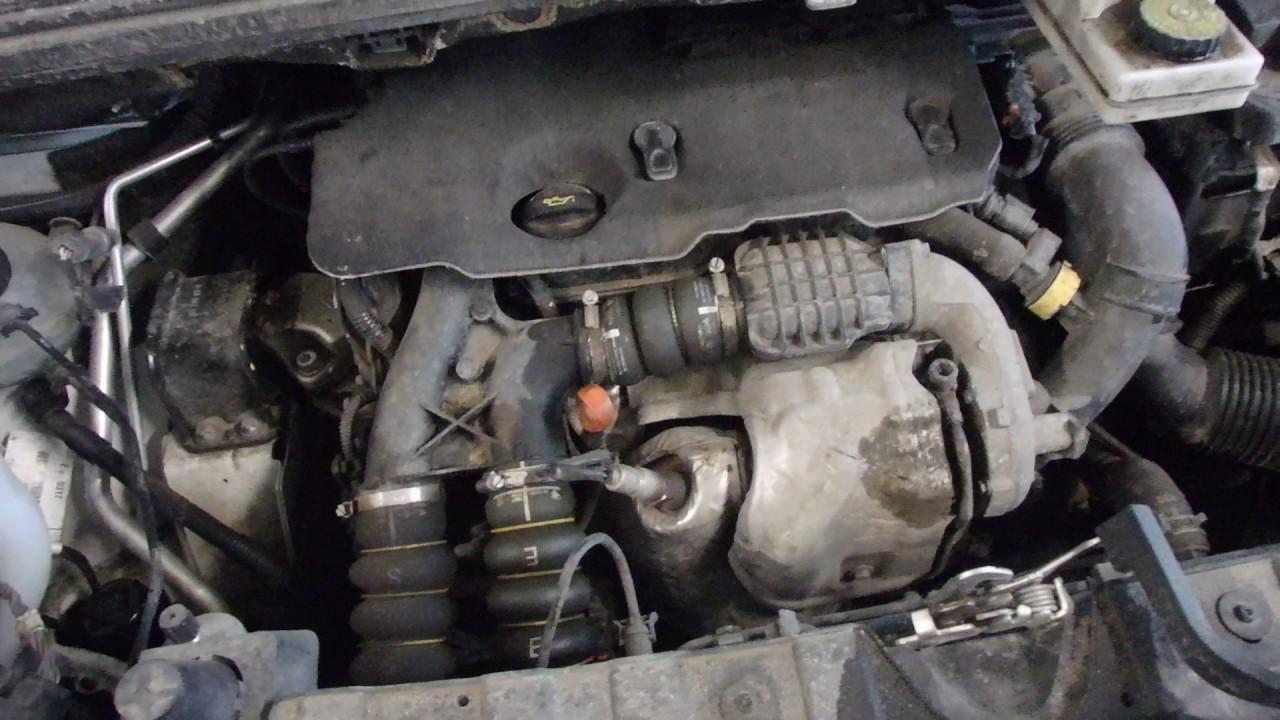 французский двигатель peugeot ep6