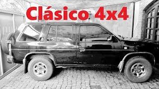 Nissan Terrano 1996 - 2.7 Turbo Diesel (WD21) 4x4