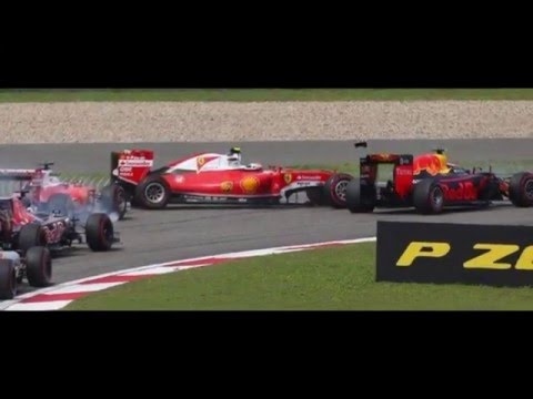 Lewis Hamilton battles back as Rosberg win Chinese Grand Prix