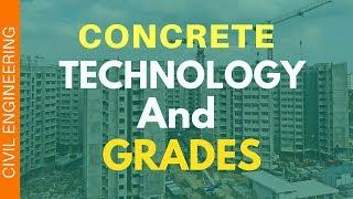Concrete Technology In Hindi || Concrete Grades