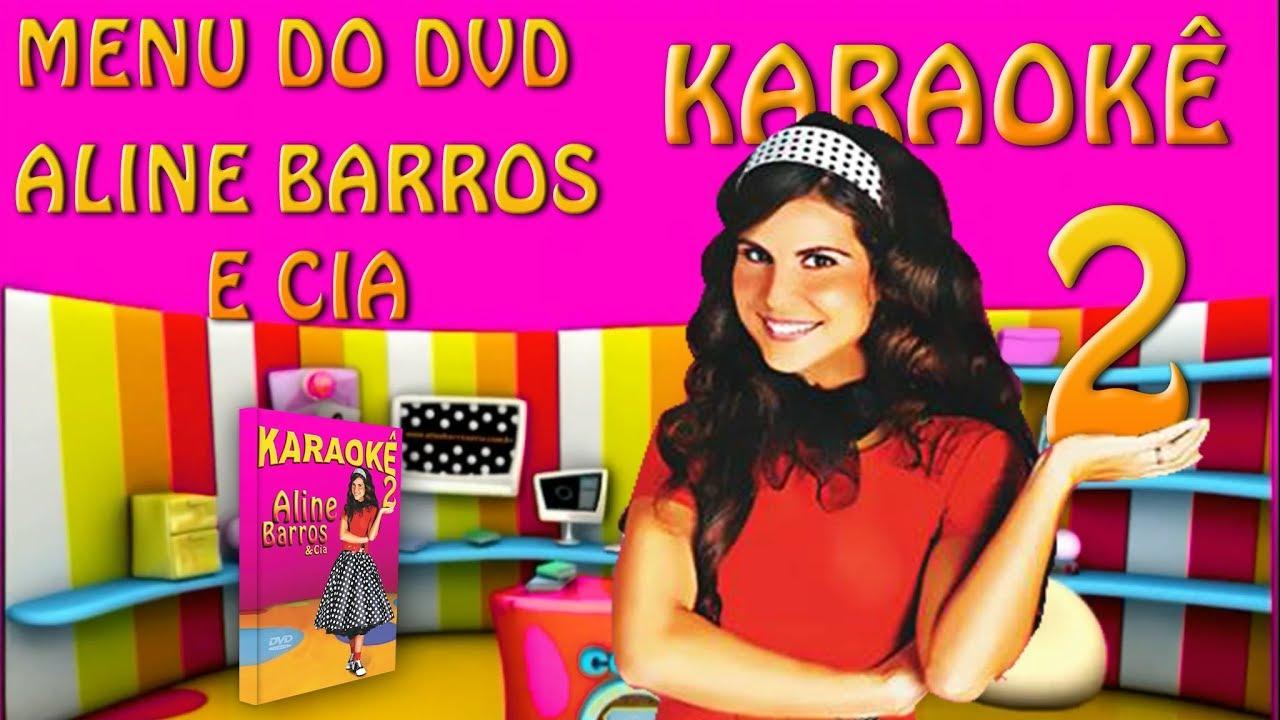 Aline Barros Aline Barros & Cia 2 menu2kmenu do dvd aline barros e cia 2 karaokÊ - portal aline barros e cia