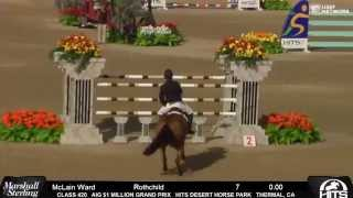AIG $1Million Grand Prix Jump Off