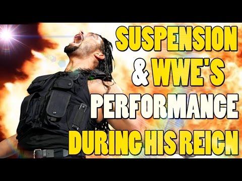 Roman Reigns Suspension + WWE