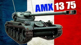 Pokaż co potrafisz #1408 ► AMX 13 75 ► 1 vs 6