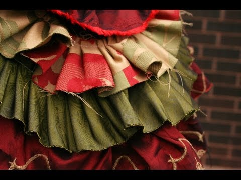 Scrappy Bustle How to - Whitney Sews