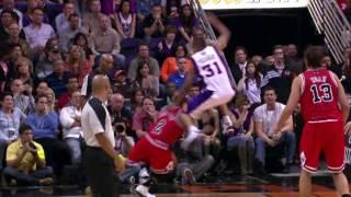 Nate Robinson Lookback: Through Defender
