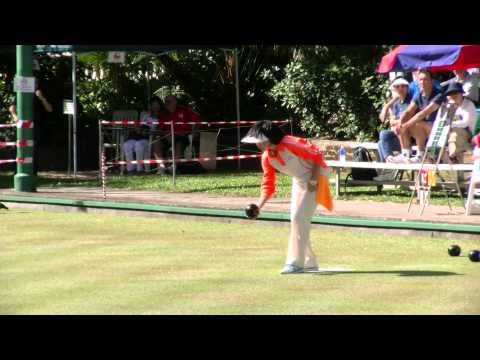 Hong Kong International Bowls Classic 2015 Women Singles Final