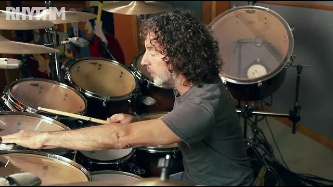 Simon Phillips drum lesson: getting a big sound from your drum kit