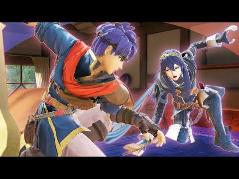 ZeRo vs Nairo In Super Smash Bros. Ultimate thumbnail