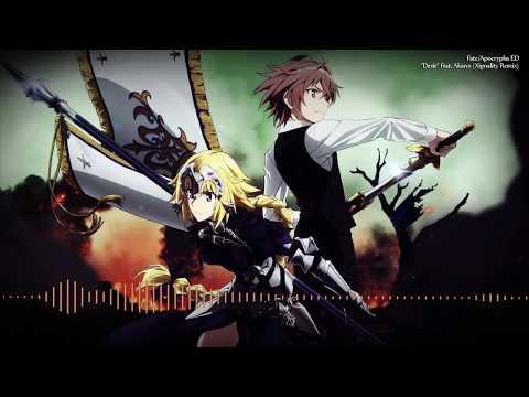 "【Akano】""Désir"" (GARNiDELiA) - Fate/Apocrypha ED【歌ってみた - Xignality Remix】"