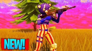 "NEW ""Fireworks Team Leader"" SKIN GAMEPLAY in FORTNITE! - (NEW 4th of July SKINS in FORTNITE)"