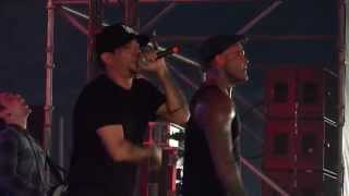 Crazy Town - Toxic, live @ Download Festival 2014
